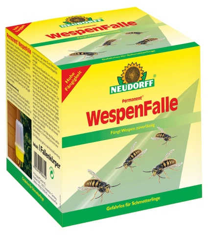 Neudorff Permanent Wespenfalle 1 Set