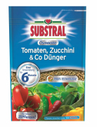 Substral Osmocote Tomaten, Zucchini & Co Dünger 750g, Langzeitdünger