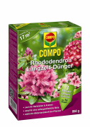 COMPO Rhododendron Langzeit-Dünger 850g, Versorgt alle...
