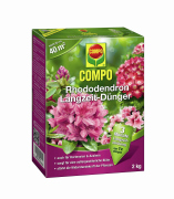 COMPO Rhododendron Langzeit-Dünger 2kg, Versorgt alle...