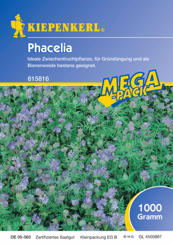 kiepenkerl phacelia 1 kg gr nd ngung d nger 10 3. Black Bedroom Furniture Sets. Home Design Ideas