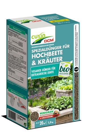 1,90€//1kg CUXIN DCM Bodenaktivator 10 kg