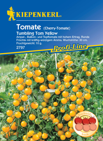 Kiepenkerl Tomaten Tom Yellow 1 Portion